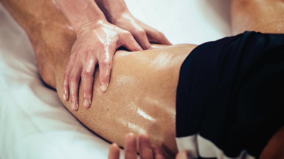 Le massage sportif pour Monsieur : on vous dit tout !