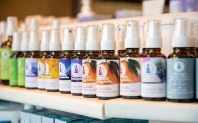 Les huiles essentielles pour un effet approfondi de nos massages